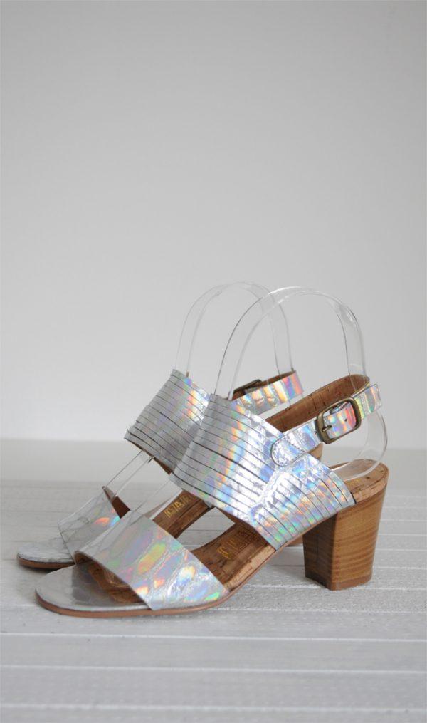 Sandale agintii piele naturala