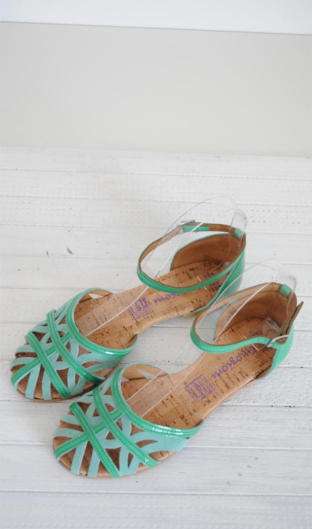 Sandale paianjen verzi