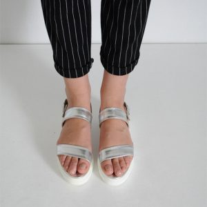 Sandale Inna argintii