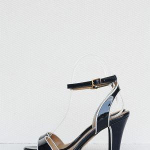 Sandale bleumarin piele naturala