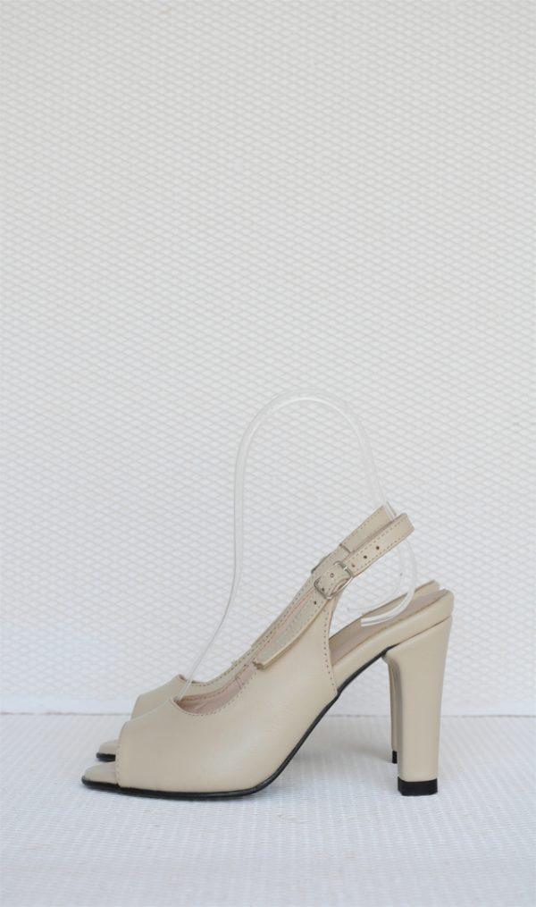 sandale dama nude
