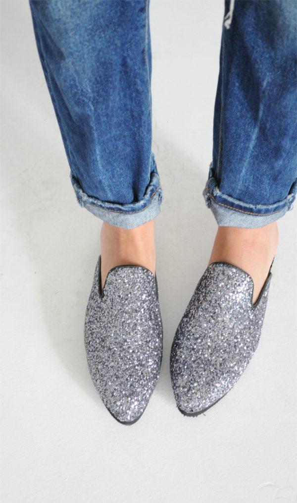 Papuci Lipa Lipa Glitter