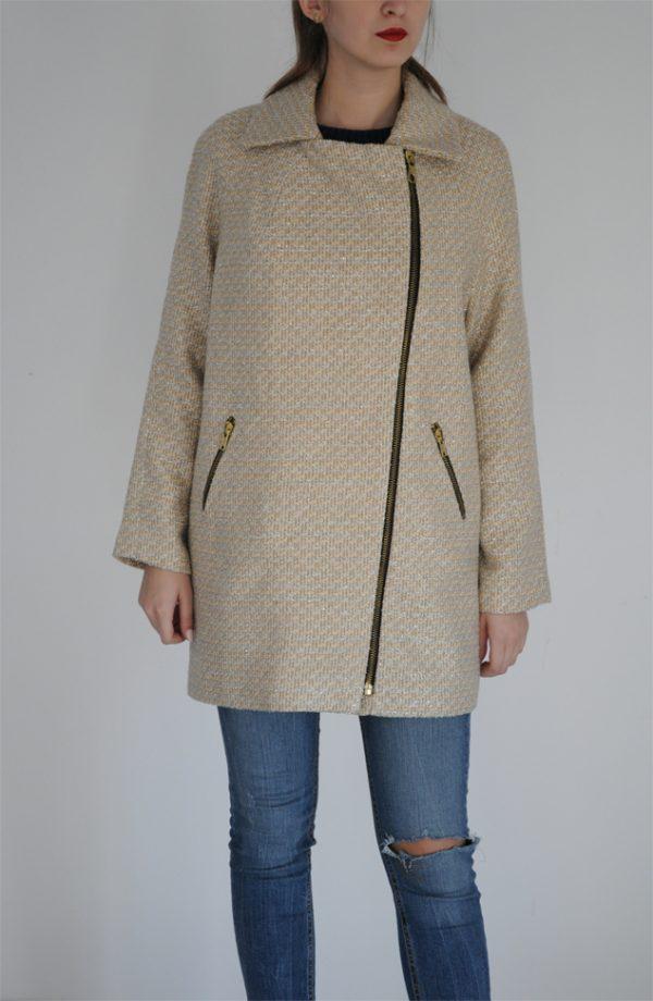 Palton Lia elegant