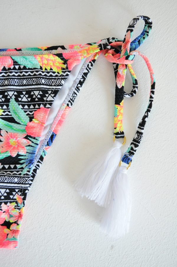 Costum de baie Kira alb