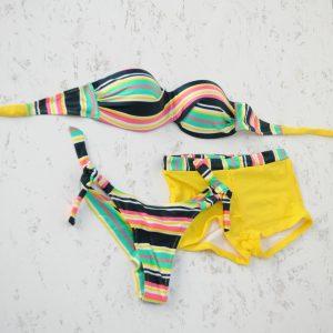 Costum de baie Miria galben