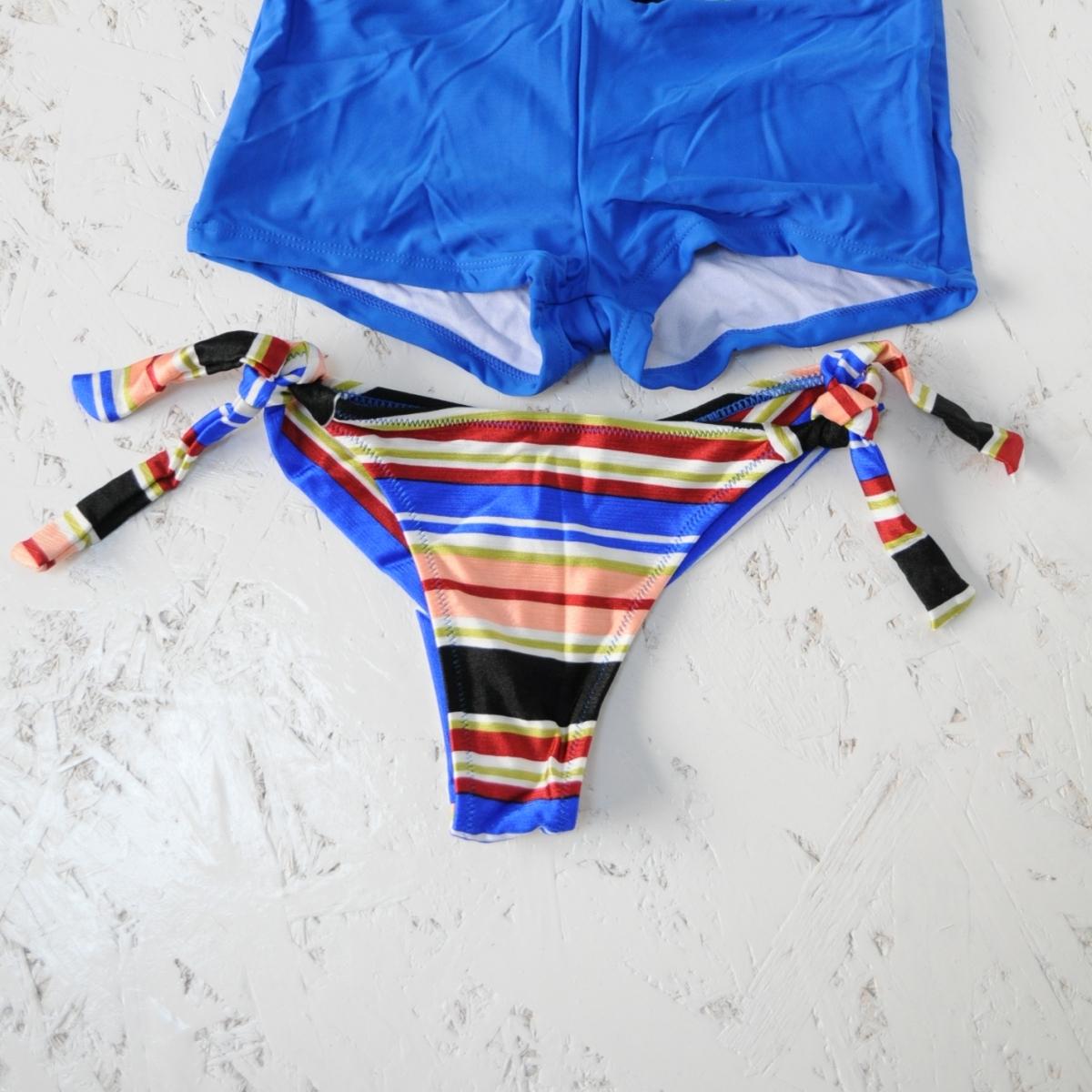 Costum de baie Miria blue