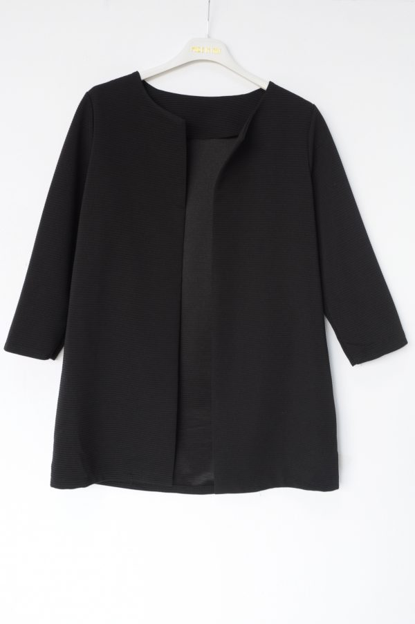 Cardigan dama negru