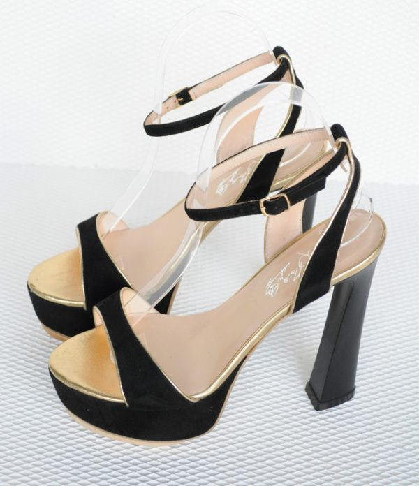 Sandale elegante piele naturala